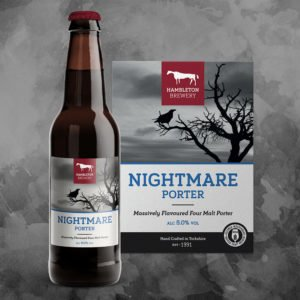 Nightmare Porter - Massively Flavoured Four Malt Porter