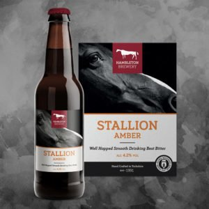 Stallion Amber - Well Hopped Smooth Drinking Best Bitter