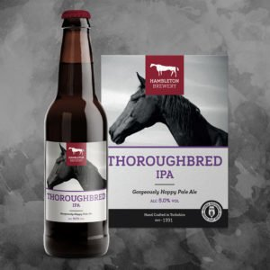 Thoroughbred IPA - Gorgeously Hoppy Pale Ale